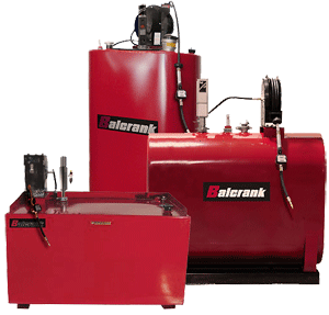 Balcrank's complete tank packages, featuring our best pumps, hose reels, and control handles