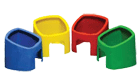 Multi-Colored Shrouds for PGM/PGE Control Handle