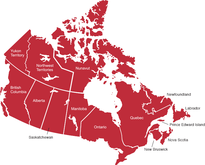 Balcrank - Distributors & Representatives in Canada