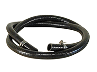 Hoses: Suction - before pump
